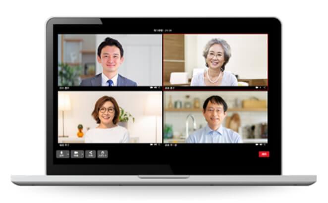FIT(フィット) オンラインミーティングイメージ