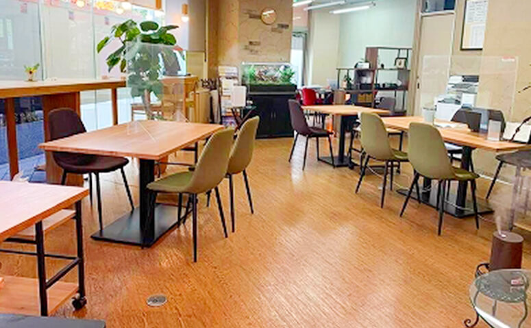 LIXIL不動産ショップ中央企画の雰囲気や相談場所