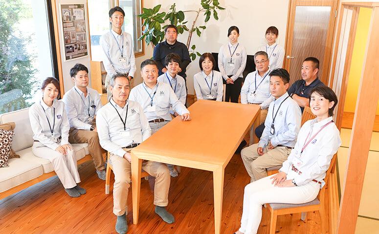 橋本工業株式会社 HASI HAUSのスタッフや雰囲気