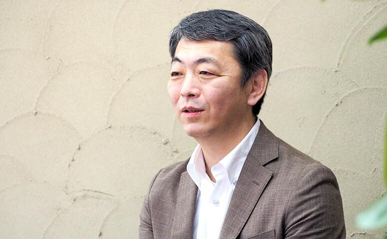 「地域に恩返しをしていきたい」と話す田岡社長